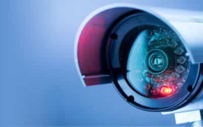 Using Artificial Intelligence (AI) for surveillance security